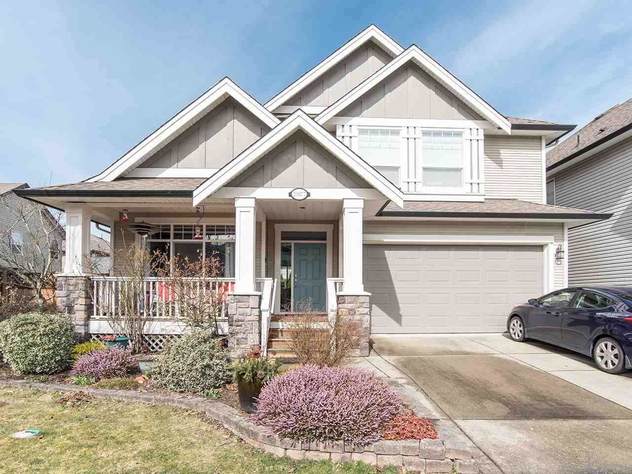 Main Photo: 20877 83B Avenue in Langley: Willoughby Heights House for sale : MLS®# R2552880