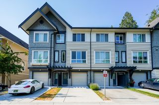 """Photo 1: 77 1305 SOBALL Street in Coquitlam: Burke Mountain Townhouse for sale in """"Tyneridge North"""" : MLS®# R2601388"""