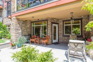 """Photo 19: 134 8288 207A Street in Langley: Willoughby Heights Condo for sale in """"WALNUT RIDGE 2-YORKSON CREEK"""" : MLS®# R2285005"""