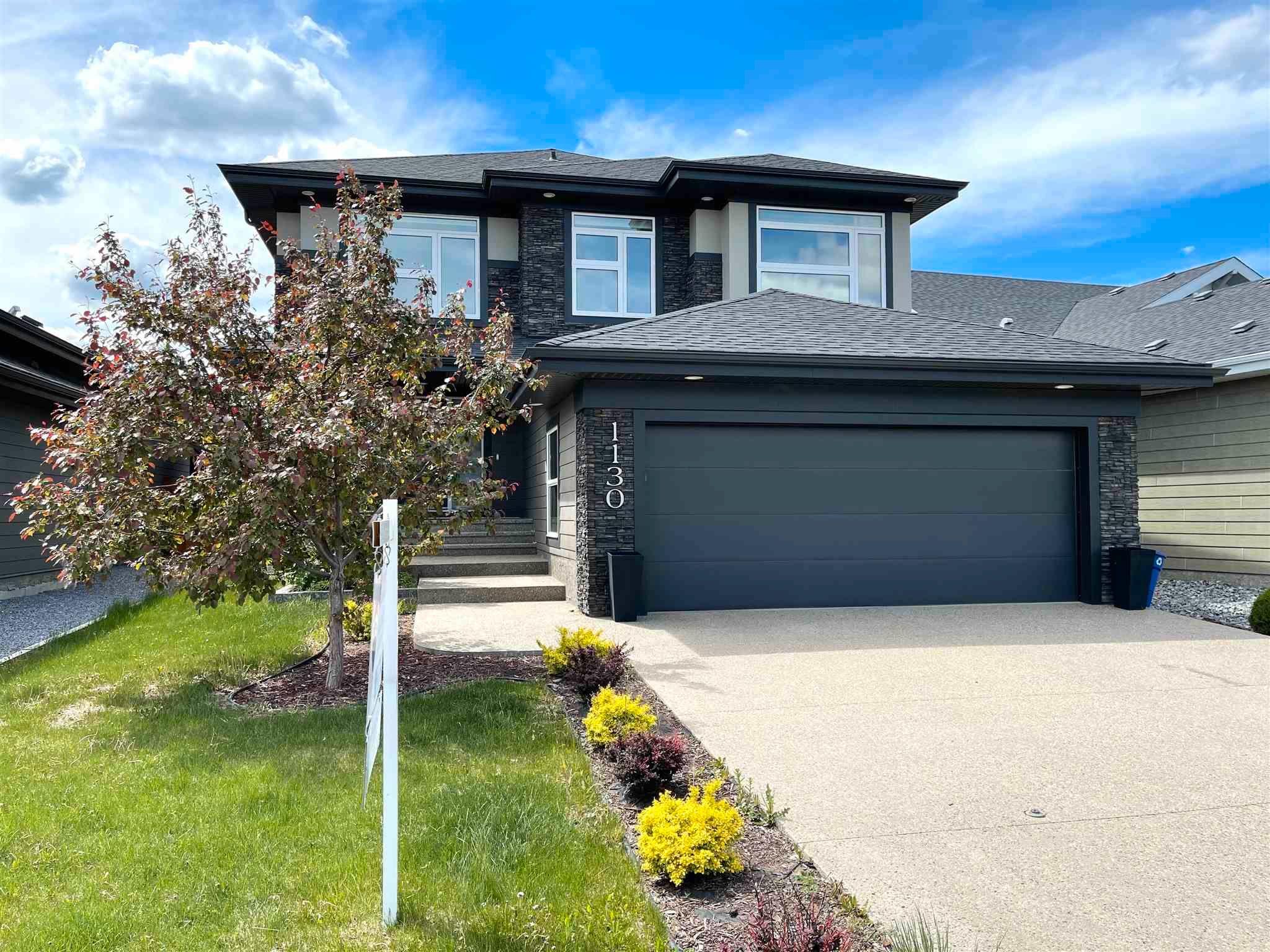 Main Photo: 1130 HAINSTOCK Green in Edmonton: Zone 55 House for sale : MLS®# E4239841