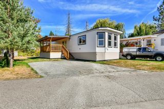 Main Photo: 136 1753 Cecil St in : Du Crofton Manufactured Home for sale (Duncan)  : MLS®# 886215