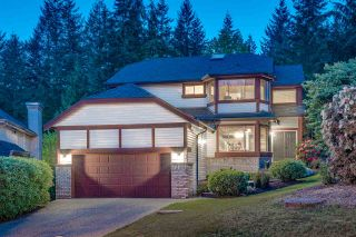 """Photo 1: 5 ASPEN Court in Port Moody: Heritage Woods PM House for sale in """"HERITAGE WOODS"""" : MLS®# R2292546"""