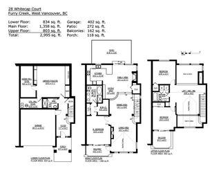 """Photo 37: 28 WHITECAP Court: Furry Creek Townhouse for sale in """"Oliver's Landing"""" (West Vancouver)  : MLS®# R2580579"""