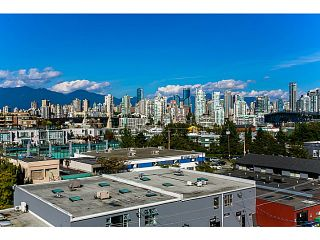 """Photo 17: 509 1635 W 3RD Avenue in Vancouver: False Creek Condo for sale in """"THE LUMEN"""" (Vancouver West)  : MLS®# V1026731"""