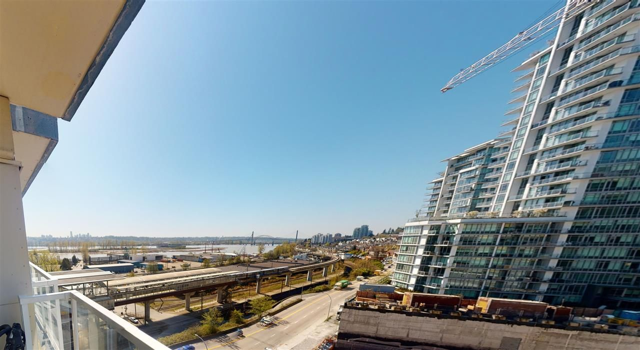 """Main Photo: 707 200 KEARY Street in New Westminster: Sapperton Condo for sale in """"THE ANVIL"""" : MLS®# R2569936"""