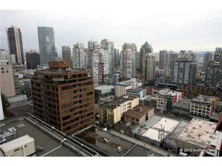 """Photo 4: 2002 811 HELMCKEN Street in Vancouver: Downtown VW Condo for sale in """"IMPERIAL TOWER"""" (Vancouver West)  : MLS®# V870608"""