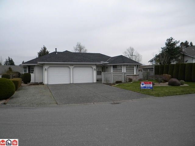 """Main Photo: 1148 164A Street in Surrey: King George Corridor House for sale in """"MCNALLY CREEK"""" (South Surrey White Rock)  : MLS®# F1105066"""