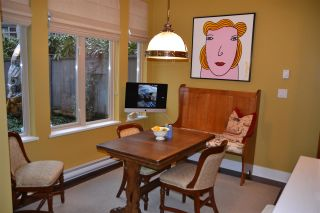 """Photo 9: 1973 W 33RD Avenue in Vancouver: Quilchena Townhouse for sale in """"MacLure Walk"""" (Vancouver West)  : MLS®# R2338091"""