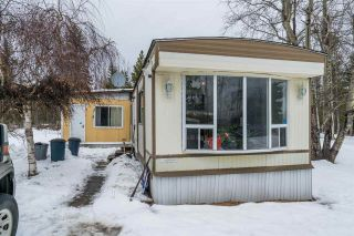 Photo 1: 7715 INGA Drive in Prince George: Pineview Manufactured Home for sale (PG Rural South (Zone 78))  : MLS®# R2546089