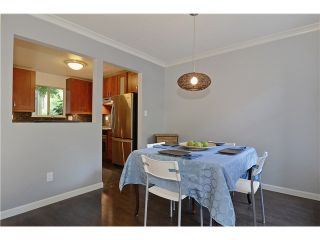 """Photo 4: 43 900 W 17TH Street in North Vancouver: Hamilton Townhouse for sale in """"FOXWOOD HILLS"""" : MLS®# V971777"""