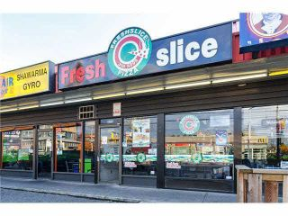 Photo 1: 8618 GRANVILLE STREET in Vancouver: Marpole Business for sale (Vancouver West)  : MLS®# C8026420