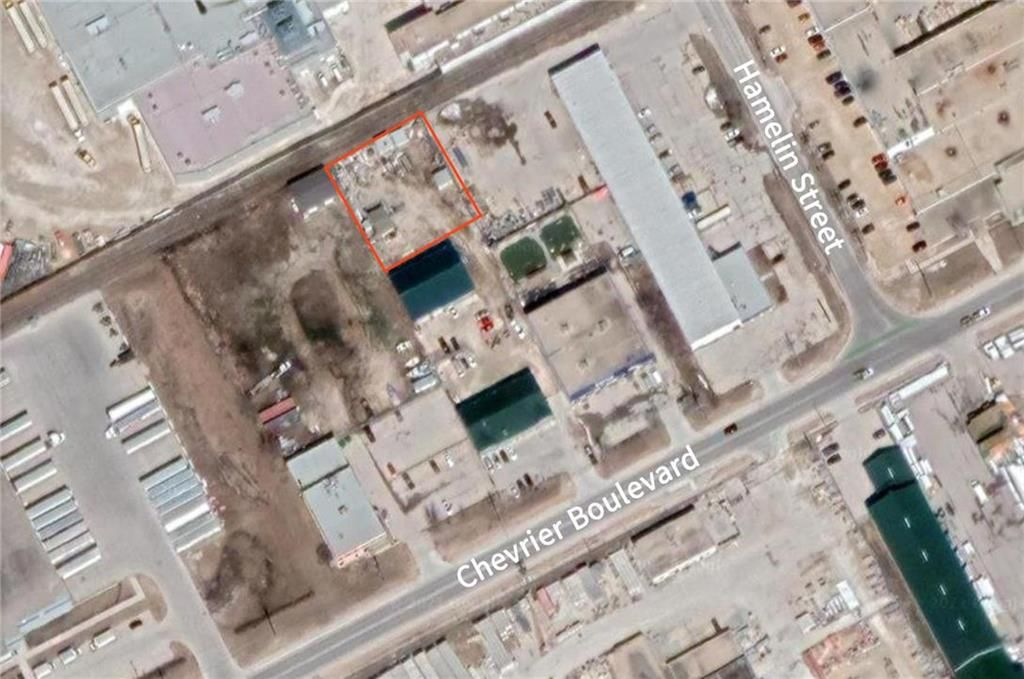 Main Photo: 1465 Chevrier Boulevard in Winnipeg: Industrial / Commercial / Investment for lease (1Jw)  : MLS®# 202117008