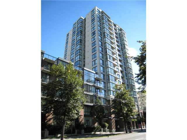 FEATURED LISTING: 506 - 1082 SEYMOUR Street Vancouver