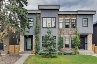 Photo 1: 1336 19 Avenue NW in Calgary: Capitol Hill Semi Detached for sale : MLS®# A1137107