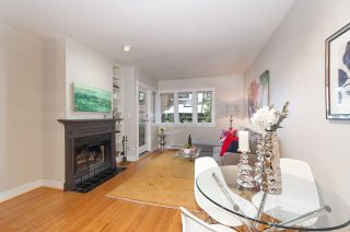 """Photo 3: 2415 W 6TH Avenue in Vancouver: Kitsilano Townhouse for sale in """"Cute Place In Kitsilano"""" (Vancouver West)  : MLS®# R2129865"""