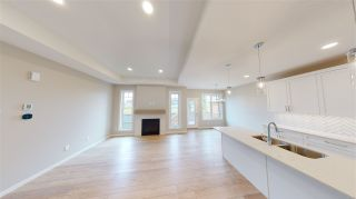 Photo 4: 24 7115 Armour Link in Edmonton: Zone 56 Townhouse for sale : MLS®# E4237486