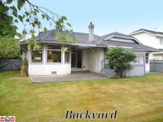 "Photo 10: 16761 CHERRYHILL CR in Surrey: Fraser Heights House for sale in ""Glenwood Estates"" (North Surrey)  : MLS®# F1313125"