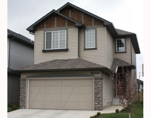 Main Photo: 98 BRIGHTONSTONE Grove SE in CALGARY: New Brighton Residential Detached Single Family for sale (Calgary)  : MLS®# C3382275