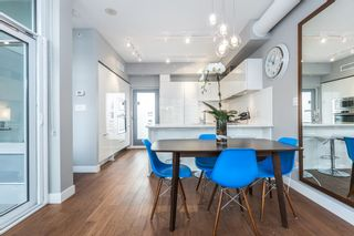 """Photo 2: 712 108 E 1ST Avenue in Vancouver: Mount Pleasant VE Townhouse for sale in """"Meccanica"""" (Vancouver East)  : MLS®# R2126481"""