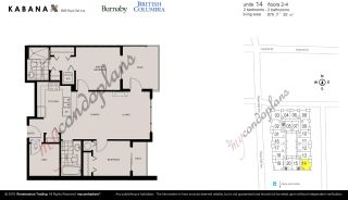 """Photo 31: 414 6888 ROYAL OAK Avenue in Burnaby: Metrotown Condo for sale in """"Kabana"""" (Burnaby South)  : MLS®# R2524575"""