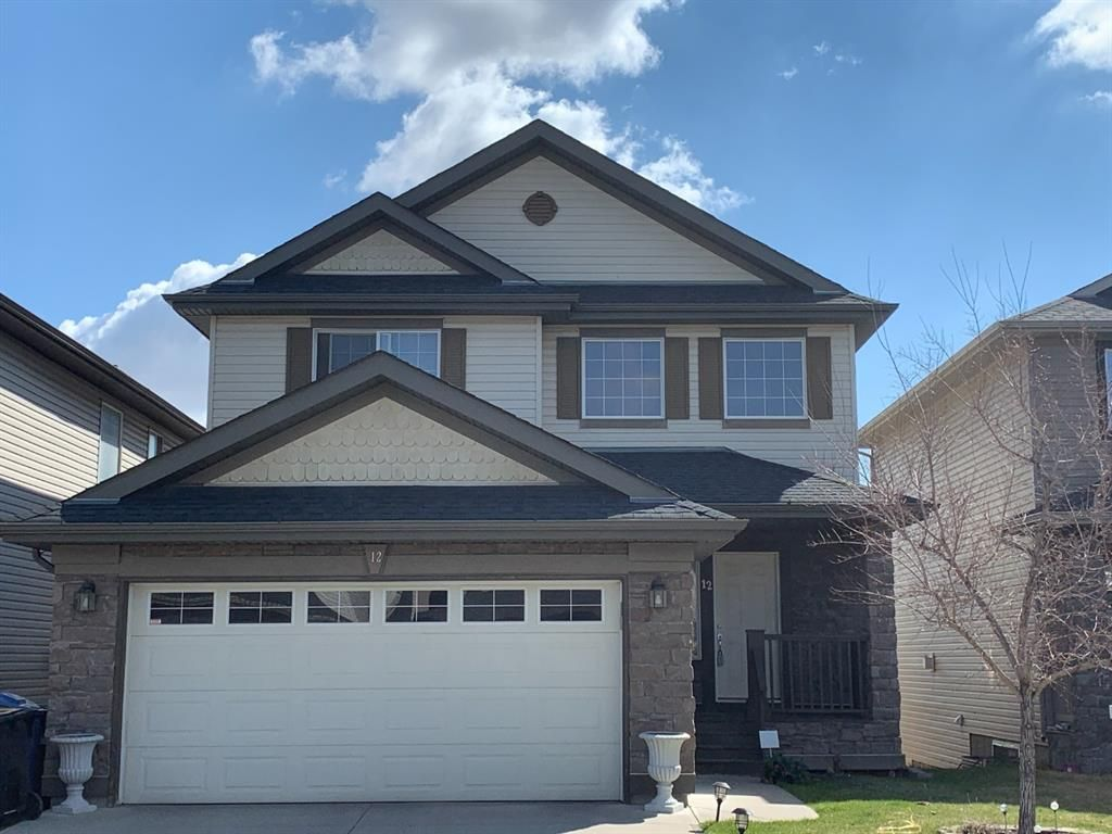 Main Photo: 12 Kincora Grove NW in Calgary: Kincora Detached for sale : MLS®# A1138995