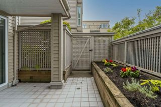 """Photo 36: 104 1318 W 6TH Avenue in Vancouver: Fairview VW Condo for sale in """"BIRCH GARDENS"""" (Vancouver West)  : MLS®# R2619874"""