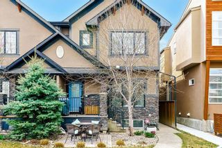 Photo 2: 1 4711 17 Avenue NW in Calgary: Montgomery Row/Townhouse for sale : MLS®# A1135461