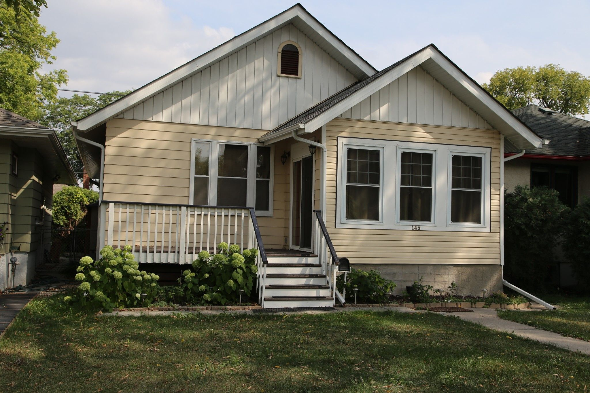Welcome to 145 Garfield St. in Wolseley