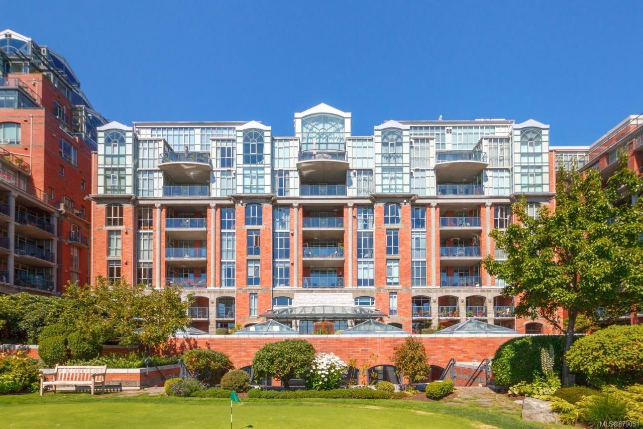 Main Photo: 316 21 Dallas Rd in : Vi James Bay Condo for sale (Victoria)  : MLS®# 879031