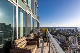 """Photo 14: 3406 1288 W GEORGIA Street in Vancouver: West End VW Condo for sale in """"Residences on Georgia"""" (Vancouver West)  : MLS®# R2603803"""