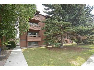 Photo 1: 203 1222 KENSINGTON Close NW in CALGARY: Hillhurst Condo for sale (Calgary)  : MLS®# C3629567