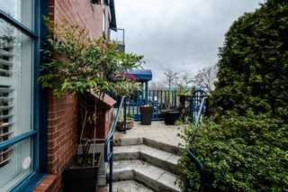 """Photo 40: 102 1725 BALSAM Street in Vancouver: Kitsilano Condo for sale in """"BALSAM HOUSE"""" (Vancouver West)  : MLS®# R2031325"""
