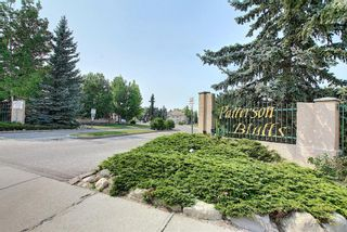 Main Photo: 502 Patterson View SW in Calgary: Patterson Row/Townhouse for sale : MLS®# A1133058