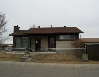 Photo 1: : Airdrie Residential Detached Single Family for sale : MLS®# C3206025