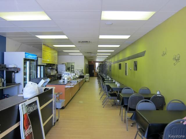 Main Photo: 1313 Border Street in WINNIPEG: Brooklands / Weston Industrial / Commercial / Investment for sale (West Winnipeg)  : MLS®# 1403608