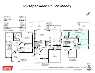 """Photo 40: 173 ASPENWOOD Drive in Port Moody: Heritage Woods PM House for sale in """"HERITAGE WOODS"""" : MLS®# R2494923"""