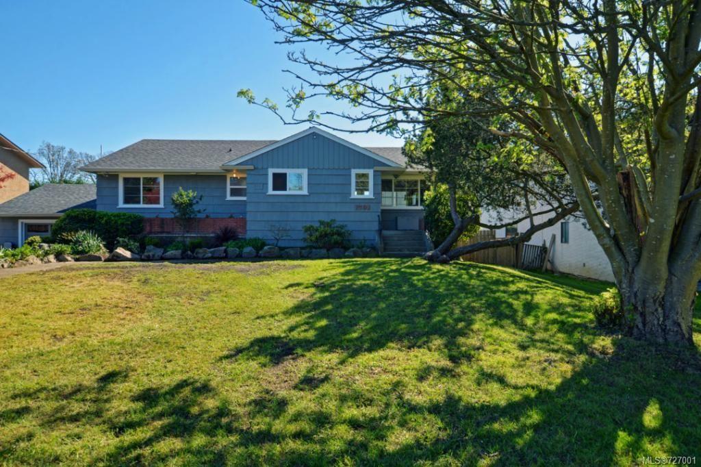 Main Photo: 1791 Feltham Rd in VICTORIA: SE Lambrick Park House for sale (Saanich East)  : MLS®# 727001