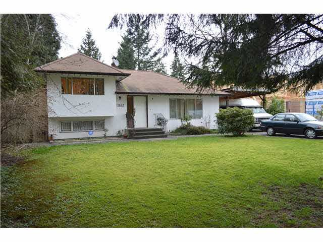 Main Photo: 1562 E KEITH Road in NORTH VANC: Lynnmour House for sale (North Vancouver)  : MLS®# V1105876