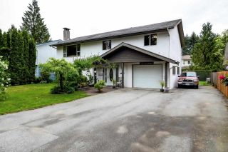 Photo 1: 2038 CASANO Drive in North Vancouver: Westlynn House for sale : MLS®# R2270711