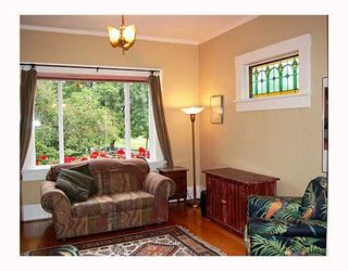 Photo 2: 3595 LAUREL Street in Vancouver: Cambie House for sale (Vancouver West)  : MLS®# V666216