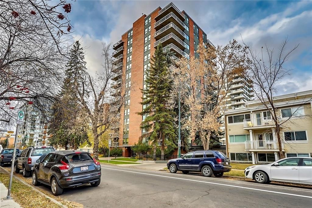 Main Photo: 340 540 14 Avenue SW in Calgary: Beltline Apartment for sale : MLS®# A1115585