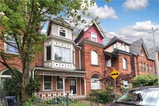 Photo 1: 113 Winchester St, Toronto, Ontario M4V 2Y9 in Toronto: Townhouse for sale (Cabbagetown-South St. James Town)  : MLS®# C3879302