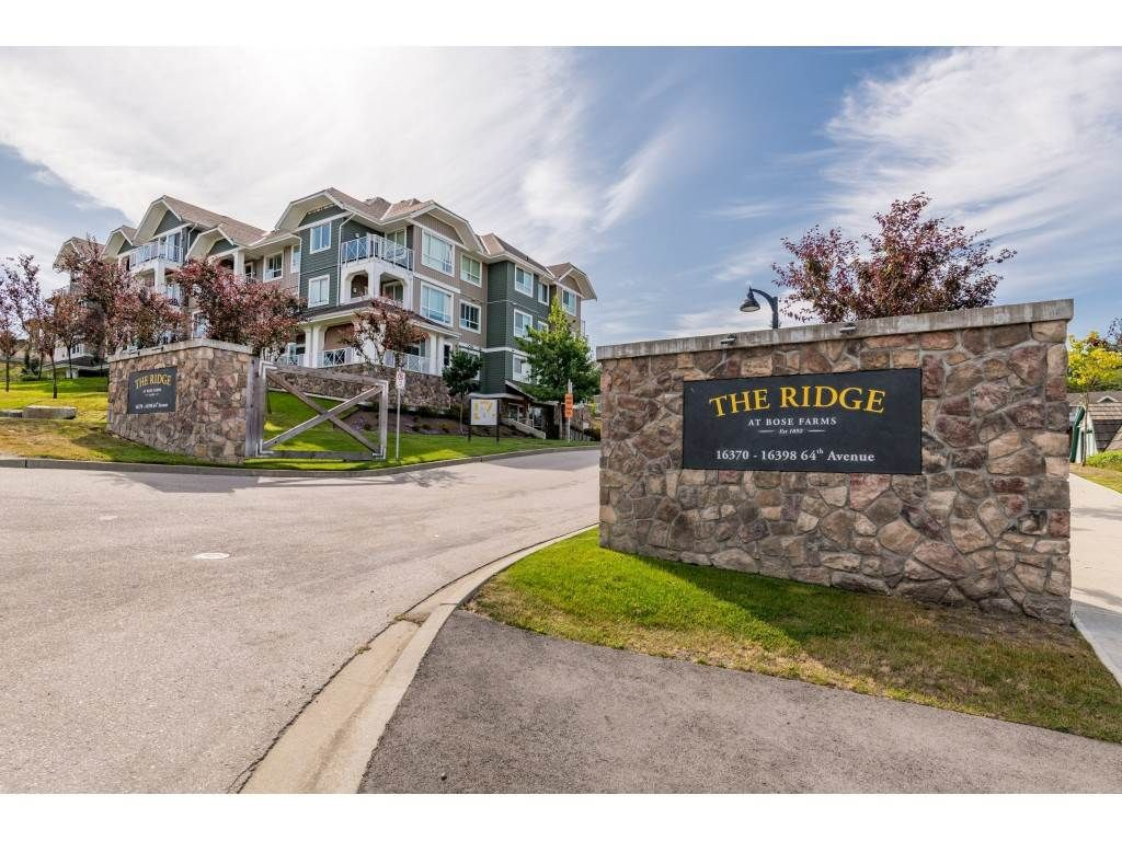 Main Photo: 301 16398 64 AVENUE in : Cloverdale BC Condo for sale : MLS®# R2395498