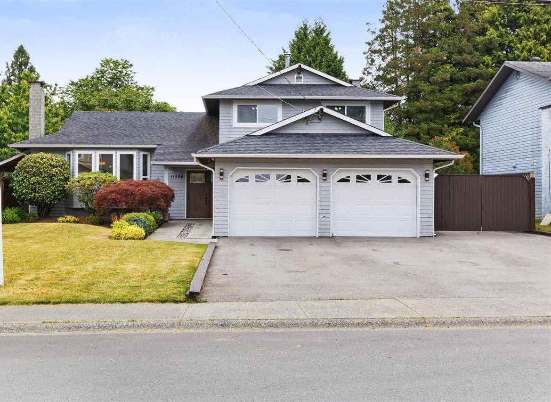 Main Photo: 11886 BONSON Road in Pitt Meadows: Central Meadows House for sale : MLS®# R2292813