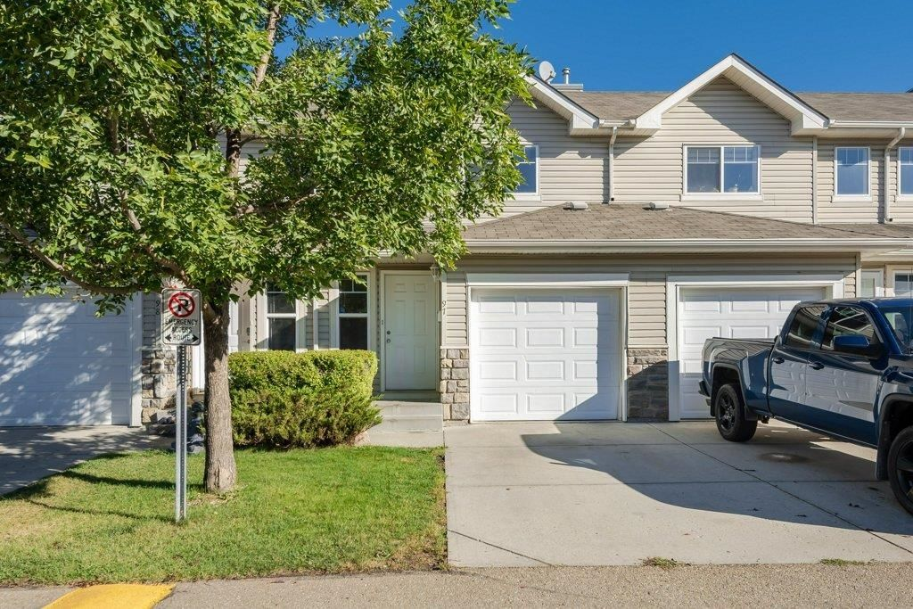 Main Photo: 97 230 EDWARDS Drive in Edmonton: Zone 53 Townhouse for sale : MLS®# E4262589