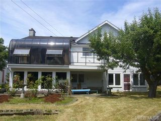 Photo 1: 2945 Admirals Rd in VICTORIA: SW Portage Inlet House for sale (Saanich West)  : MLS®# 675863