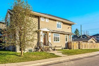Main Photo: 1920 11 Street NW in Calgary: Capitol Hill Semi Detached for sale : MLS®# A1154294