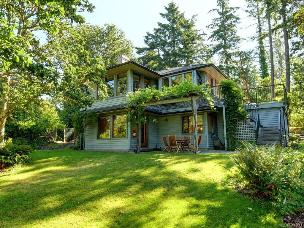 Main Photo: 462 Cromar Rd in North Saanich: NS Deep Cove House for sale : MLS®# 844833