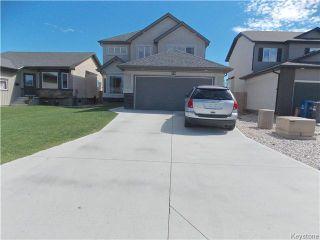 Photo 20: 78 Ed Golding Bay in Winnipeg: Residential for sale : MLS®# 1616530