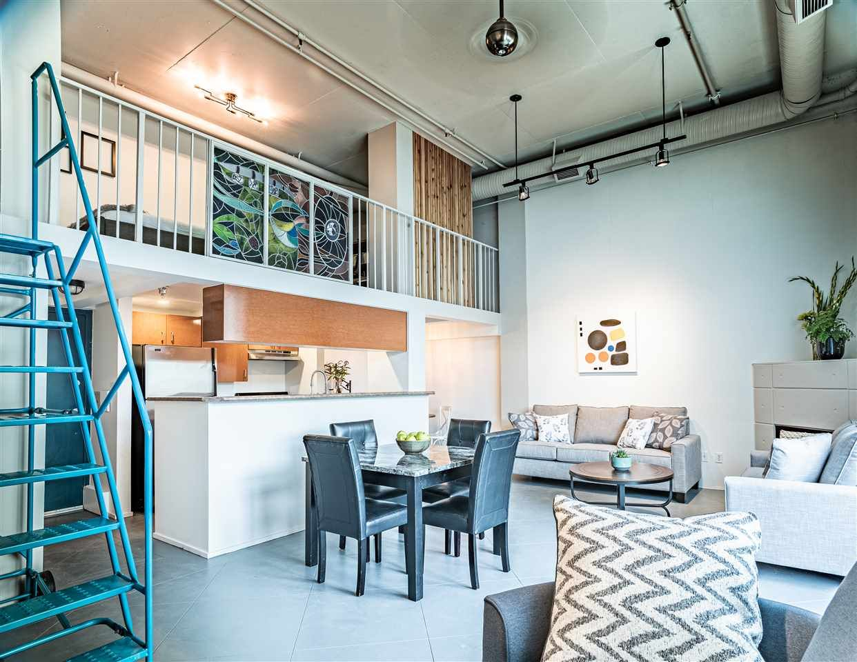"Main Photo: 207 2001 WALL Street in Vancouver: Hastings Condo for sale in ""CANNERY ROW"" (Vancouver East)  : MLS®# R2495275"